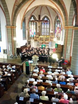 20 Concert in Luenen