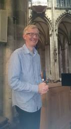 61a pianist john in Cologne Cathedral