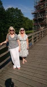 64 Anne S and Karen